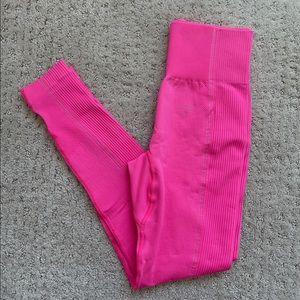 Gymshark Ultra Seamless Leggings - Pink